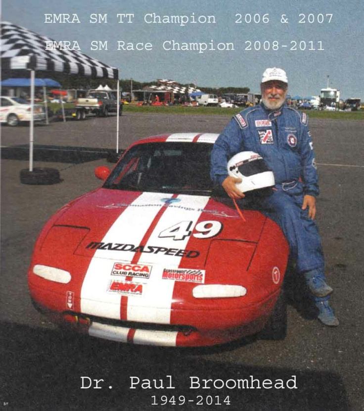 Paul Broomhead